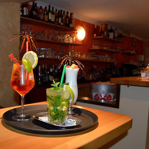 Les cocktails du Kalaya