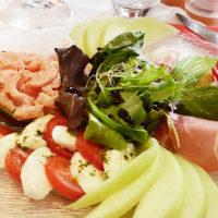Salade Estivale - Restaurant Kalaya - Yverdon