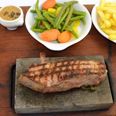 Viande sur Ardoise - Restaurant Kalaya - Yverdon