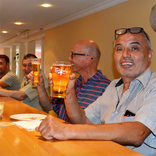 Ambiance Afterwork au bar du Kalaya à Yverdon